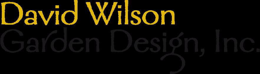 David Wilson Garden Design Logo